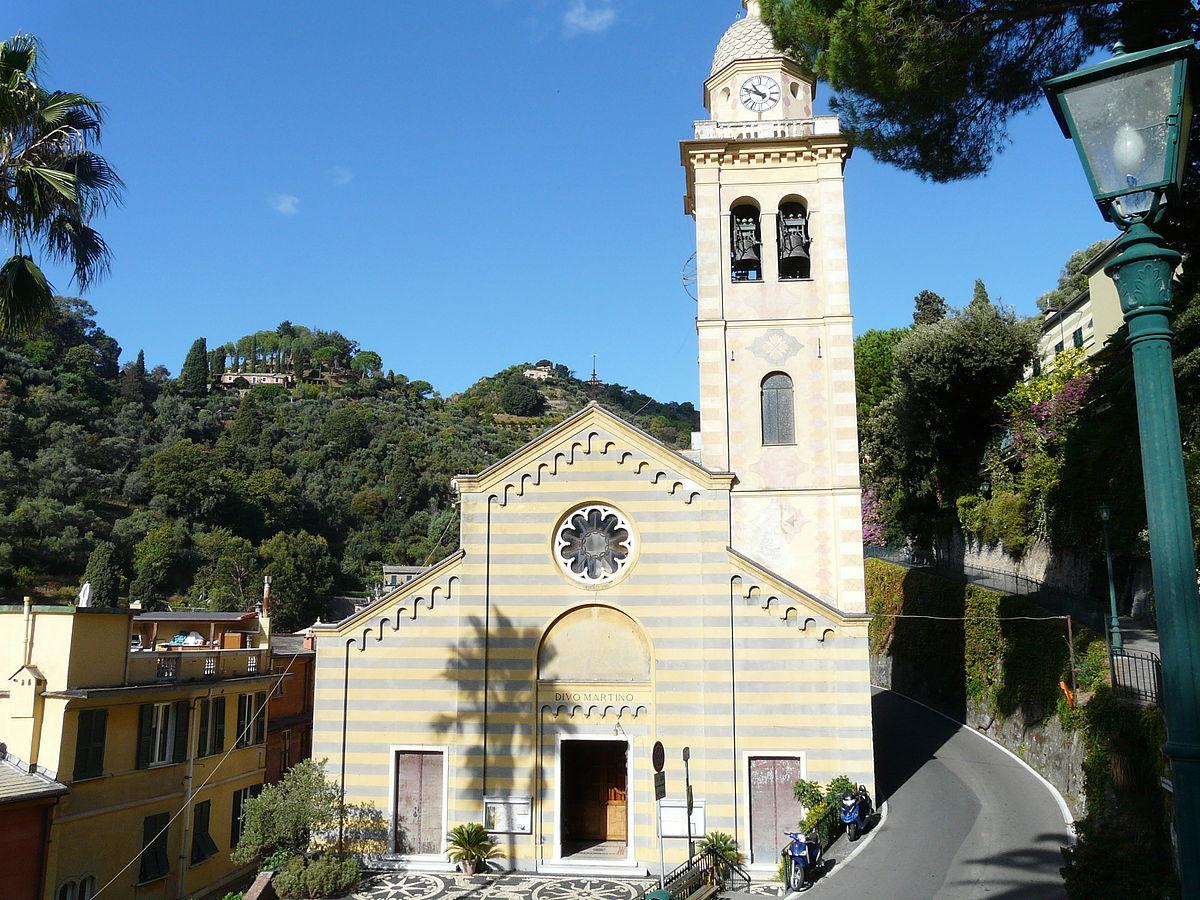 Chiesa di San Martino a Portofino