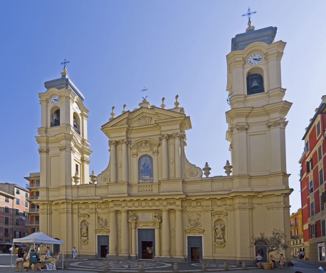 Chiesa di Santa Margherita di Antiochia a Santa Margherita Ligure
