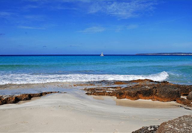 Es Arenals formentera spiagge vip
