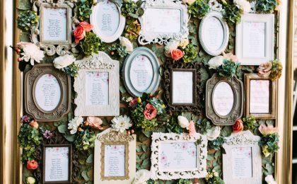 Ecco i tableau de mariage più belli per il tuo Grande Giorno