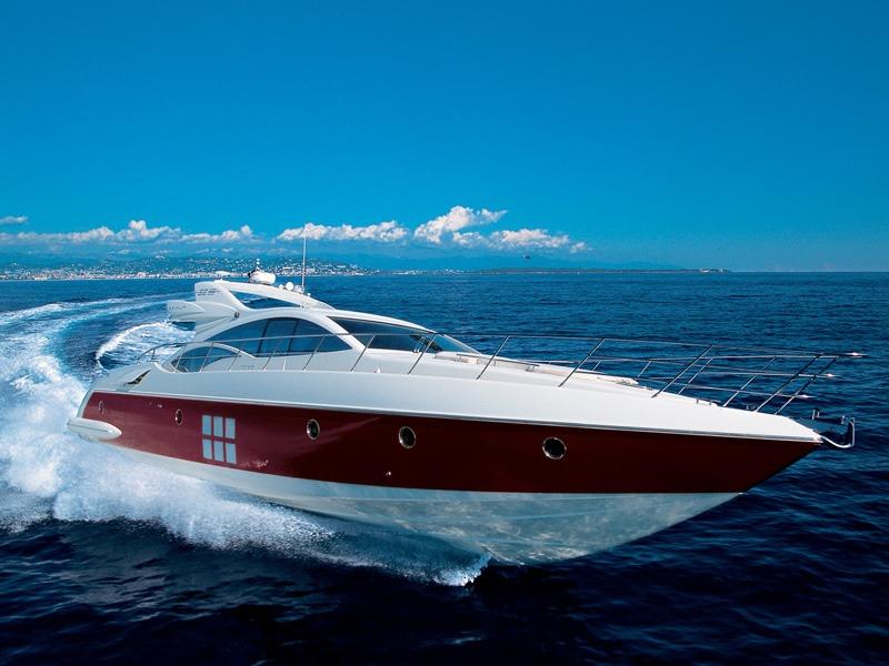 Ibiza, yacht