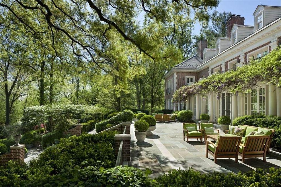 In vendita in Virginia la superlussuosa casa di Jacqueline Kennedy (6)