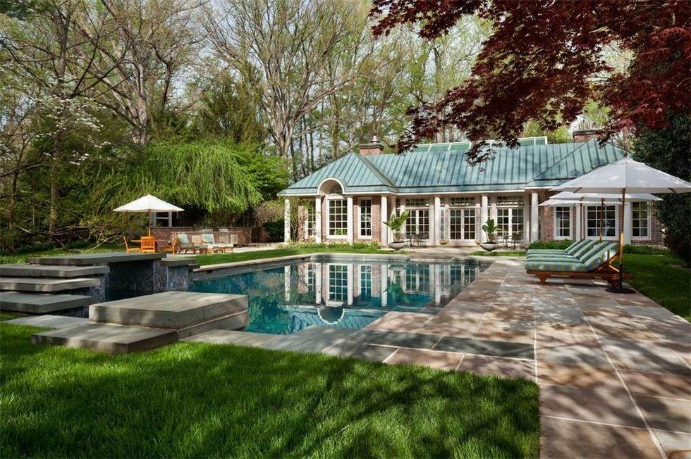 In vendita in Virginia la superlussuosa casa di Jacqueline Kennedy (7)
