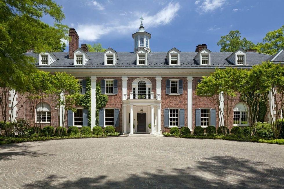 In vendita in Virginia la superlussuosa casa di Jacqueline Kennedy