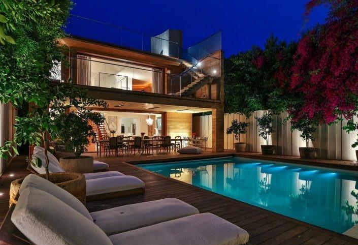 Pamela Anderson affitta la casa di Malibù (12)
