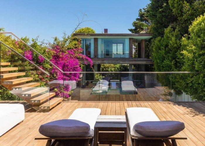 Pamela Anderson affitta la casa di Malibù