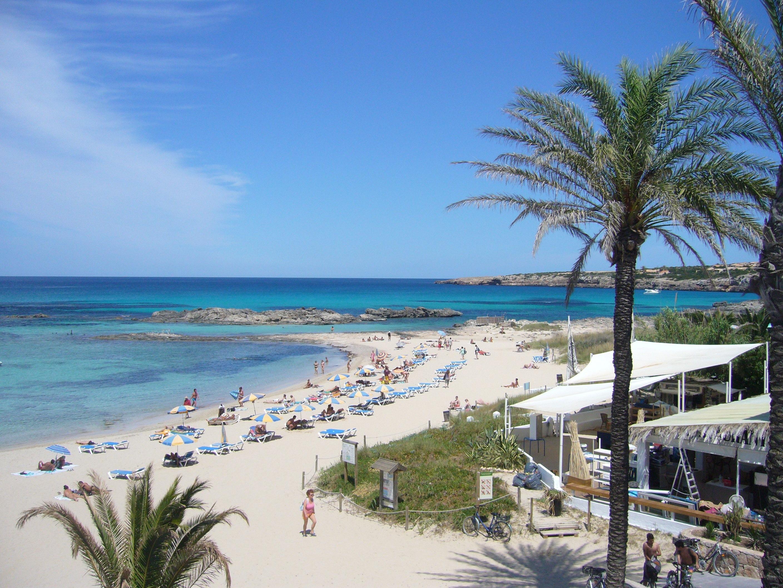 Playa de Es Pujols