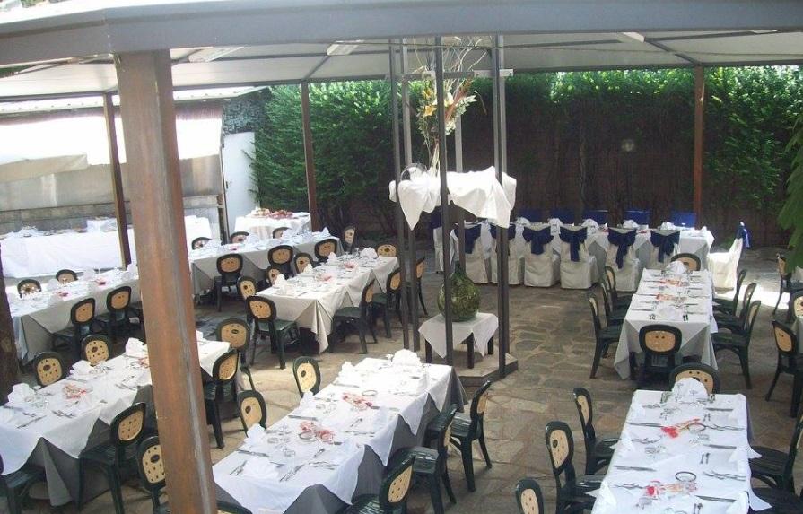 Torino, ristorante Il Giardino