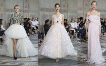 Giambattista Valli: gli abiti da sposa per il 2018 dallHaute Couture [FOTO]