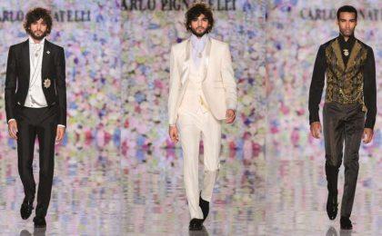 Carlo Pignatelli sposo, la collezione da cerimonia dedicata all'uomo per il 2018 [FOTO]