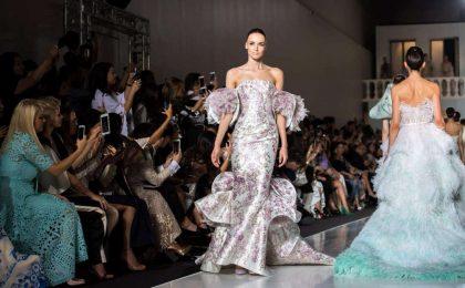 Haute Couture Autunno/Inverno 2017-2018: Dior, Valentino e non solo in passerella a Parigi [FOTO]