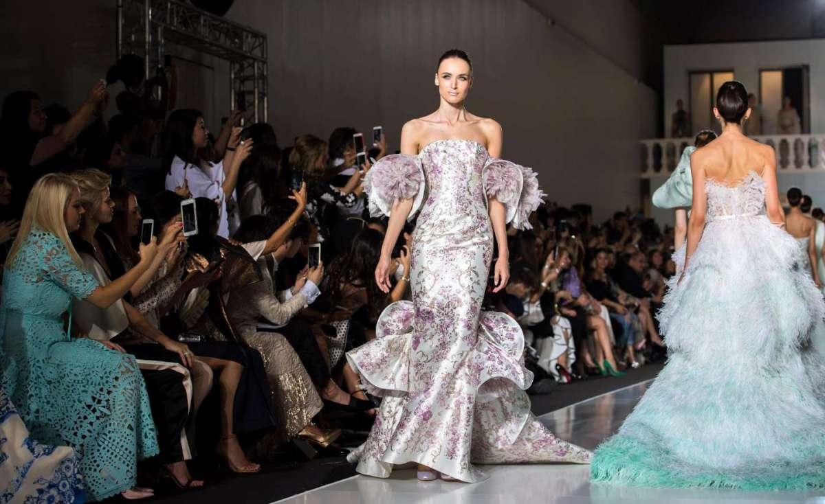 794bf68183 Haute Couture Autunno/Inverno 2017-2018: Dior, Valentino e non solo ...