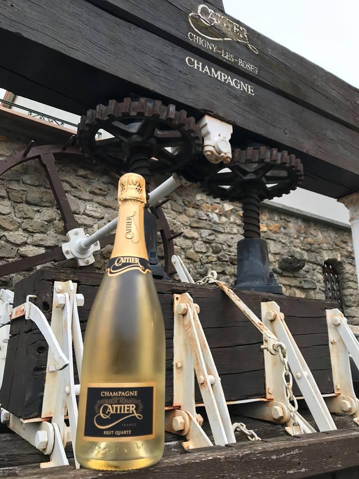 cattier migliori marche di champagne