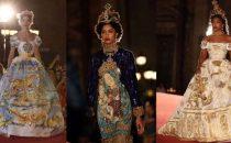 Dolce & Gabbana a Palermo: l'Alta Moda Autunno/Inverno 2017-2018 sfila in città [FOTO]