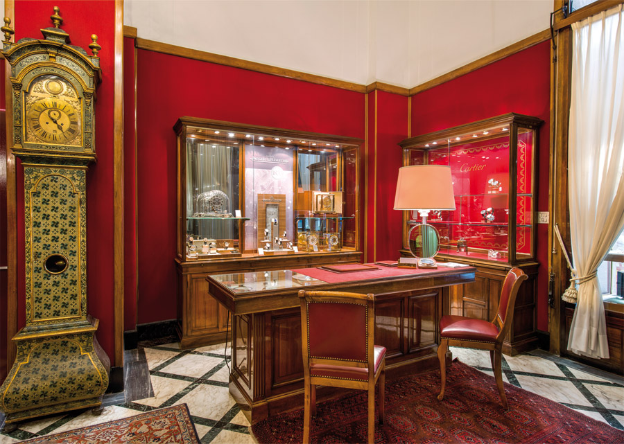 gioielleria Hausmann & Co srl a Roma