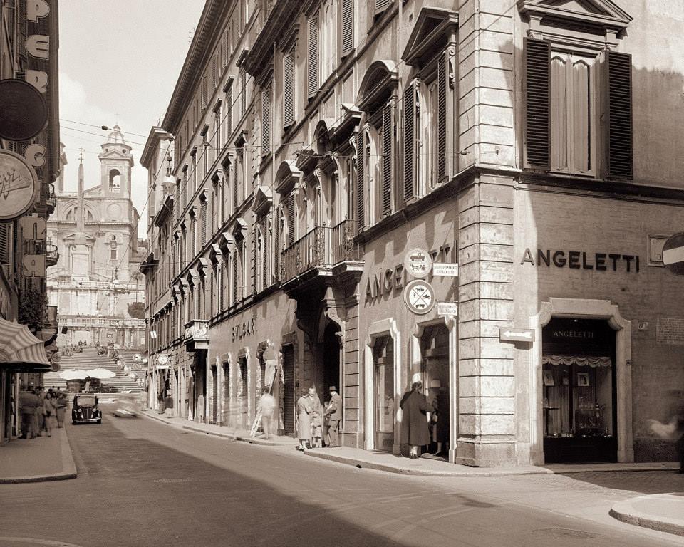 gioielleria angeletti roma