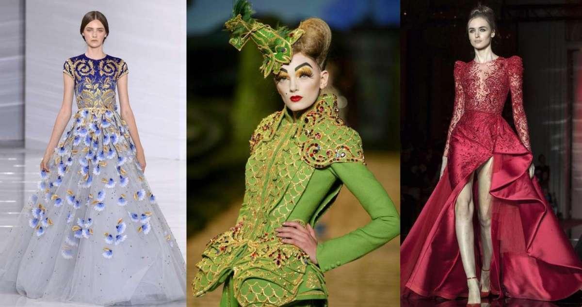 La storia dell'Haute Couture: dal significato ai brand in passerella oggi [FOTO]