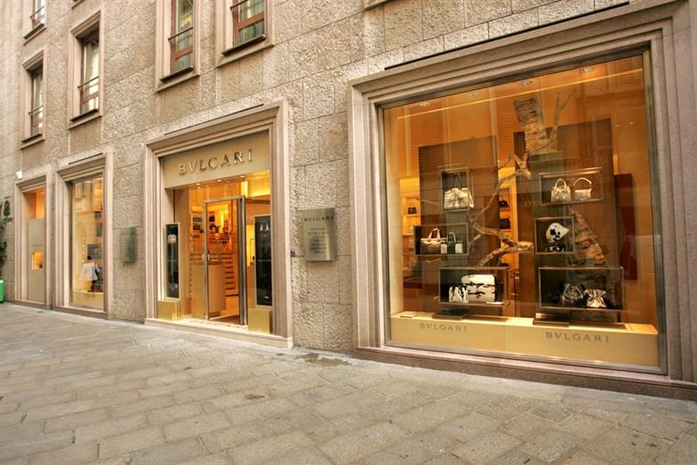 la gioielleria bulgari a milano