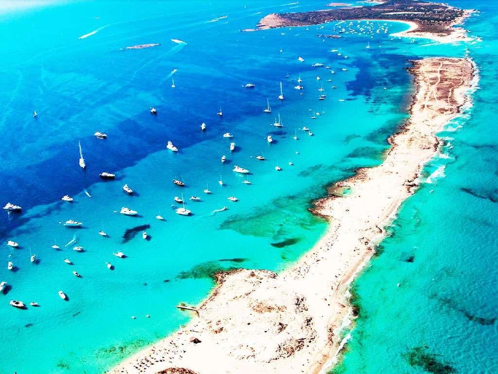 Le spiagge di Formentera preferite dai Vip italiani e stranieri [FOTO]