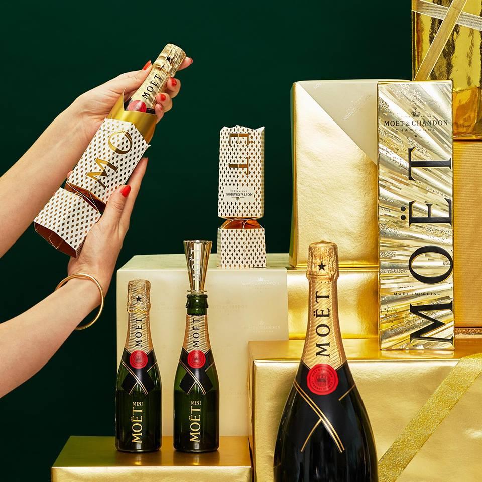 migliori marche champagne Moët & Chandon