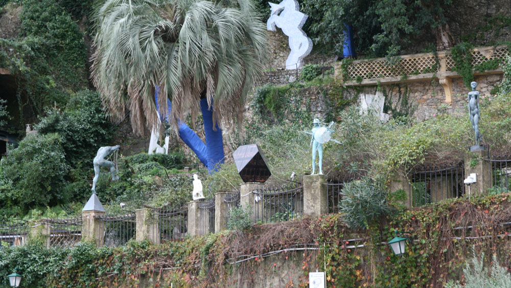 museo del parco portofino