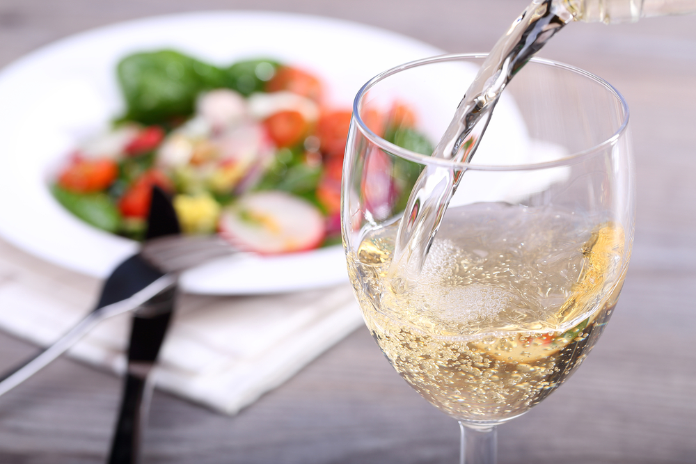 quando scegliere un vino bianco fruttato