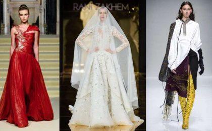 AltaRoma luglio 2017: le tendenze dell'Alta Moda italiana [FOTO]