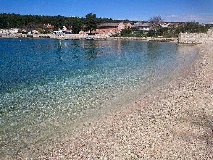 spiagge medulin croazia spiagge più belle