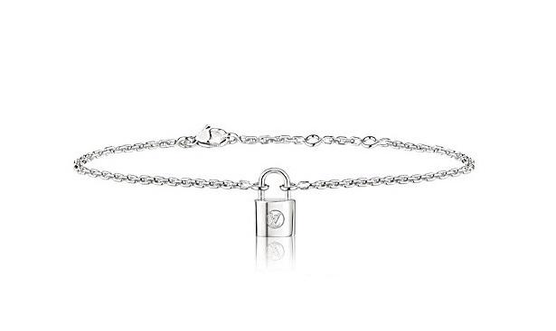 Bracciale da uomo in argento Louis Vuitton