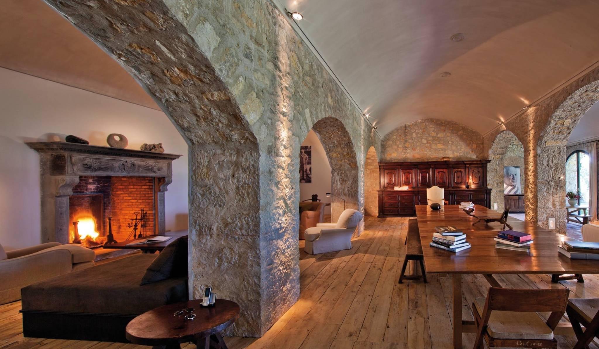 Gli interni della casa di Pablo Picasso