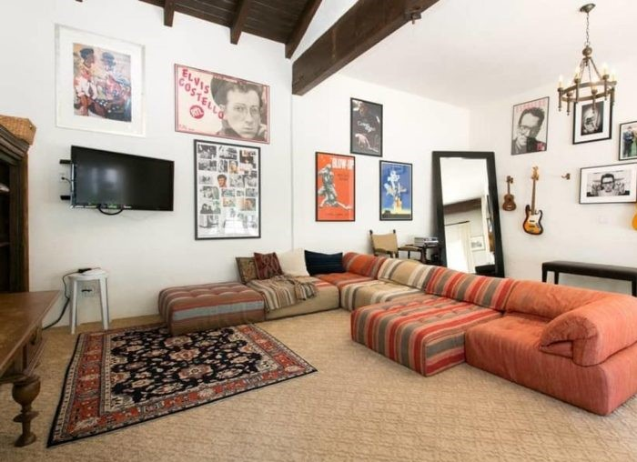 La casa dell agente NCIS Michael Weatherly in affitto (3)