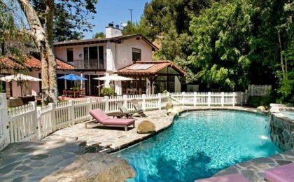 La casa dell'agente NCIS Michael Weatherly in affitto per 25.000 dollari al mese