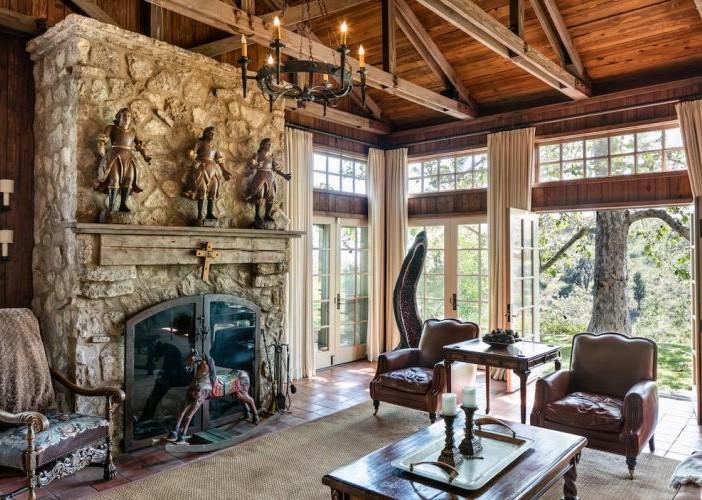 Mel Gibson vende la sua privatissima proprietà di Malibù (1)