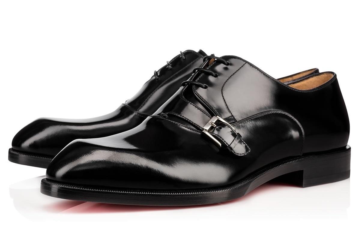 ab3bd7baf3989 Scarpe eleganti Christian Louboutin Scarpe eleganti Christian Louboutin  dalla collezione uomo Autunno Inverno 2017-2018. Le scarpe uomo eleganti ...