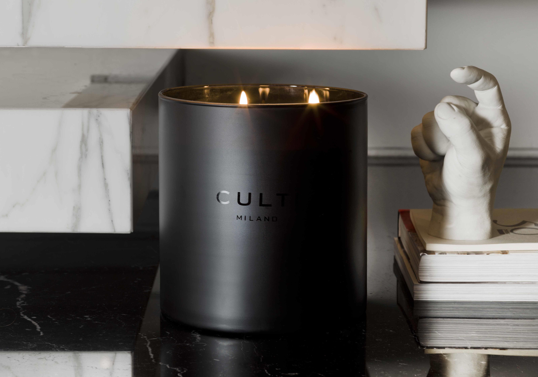 candela profumata culti milano
