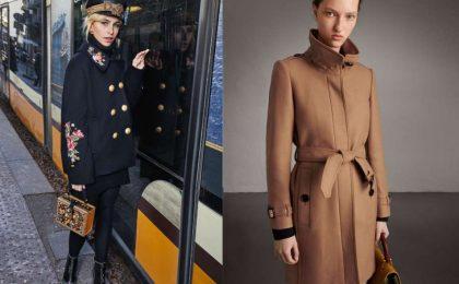 Cappotti Autunno-Inverno 2017-2018: i modelli chic dedicati alle donne [FOTO]