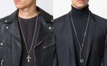 Collane uomo: i modelli in oro e acciaio più belli del 2017 [FOTO]