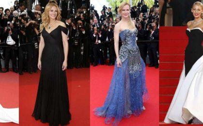 Gli abiti di Cannes più belli di sempre: i fashion look sulla Croisette [FOTO]