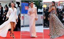 Mostra del Cinema di Venezia 2017: gli abiti delle star sul red carpet del Festival [FOTO]