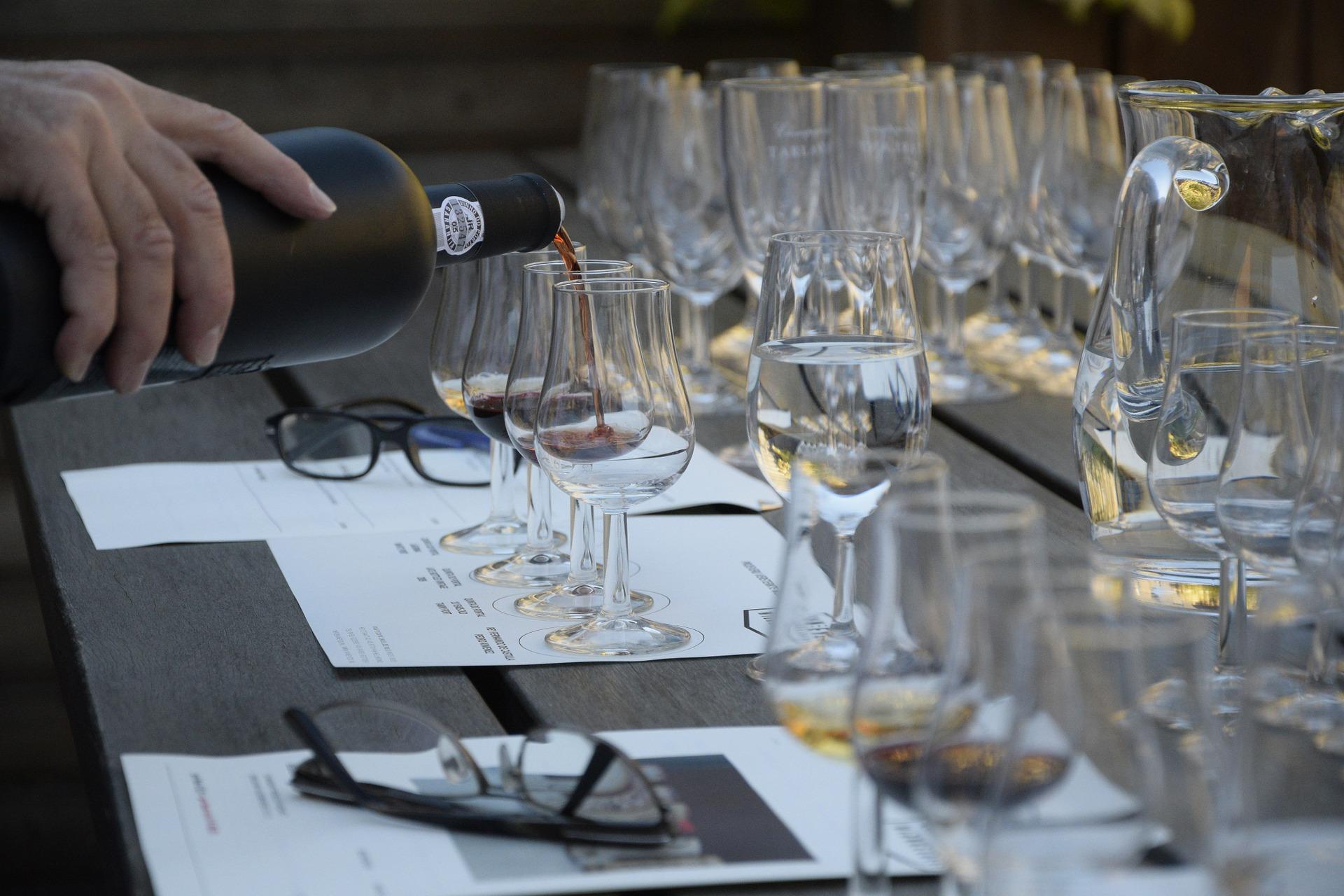 7 regole degustare vino bianco 7