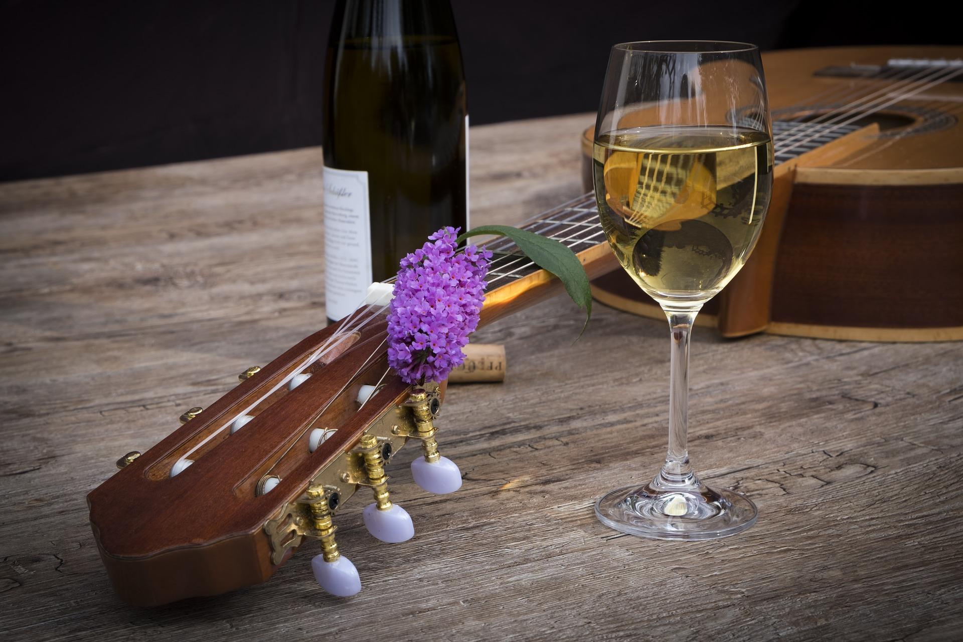 7 regole degustare vino bianco