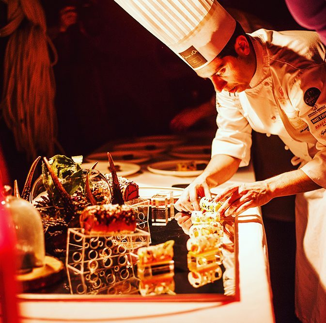 Bocuse d'Or 2017: i 4 chef italiani in finale