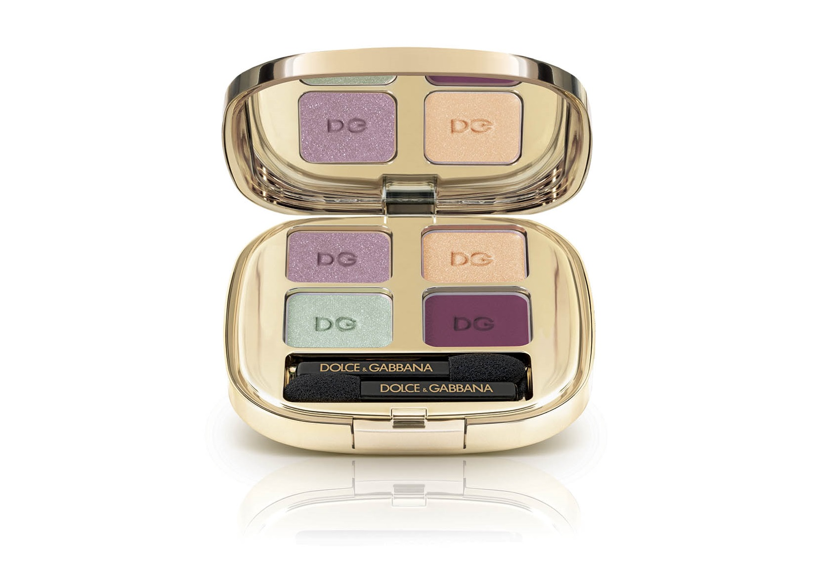 Eyeshadow Quad_Fall in Bloom dolce e gabbana ombretti