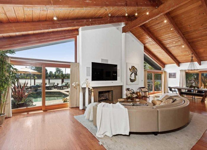 L attore McBride affitta la sua casa sulle colline di Hollywood (4)