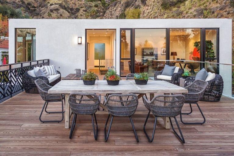 La piccola Kendall mette in vendita la residenza di Hollywood (6)