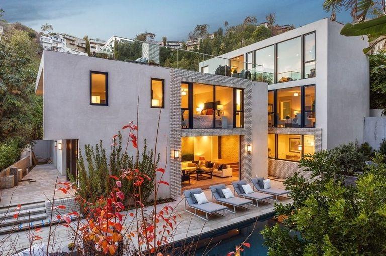 La piccola Kendall mette in vendita la residenza di Hollywood