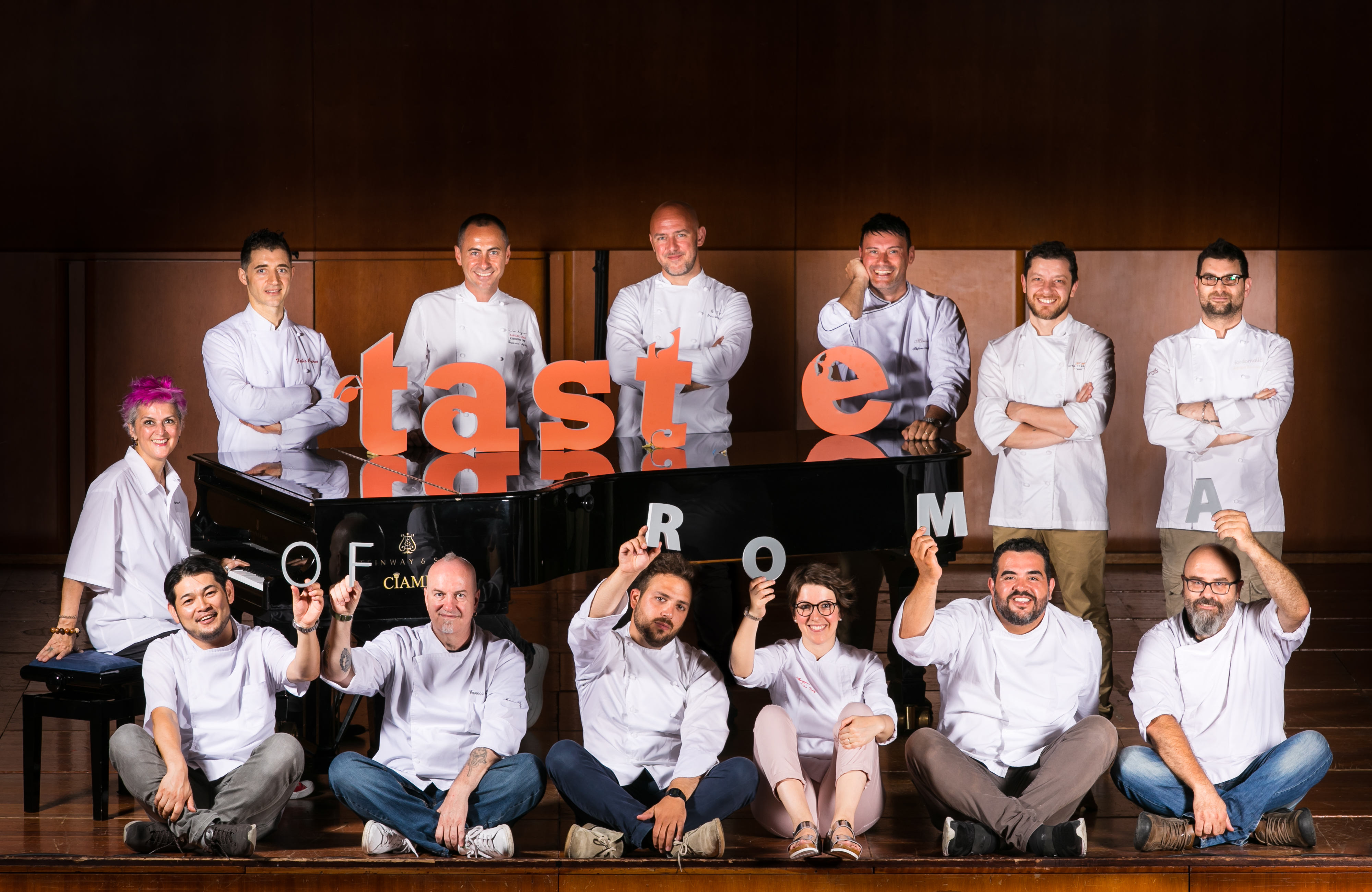 Taste of Roma 2017: gli eventi e gli chef presenti all'evento
