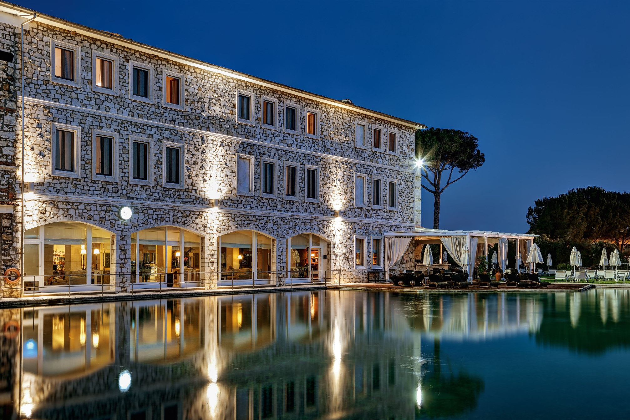 Terme di Saturnia, Spa e Golf Resort