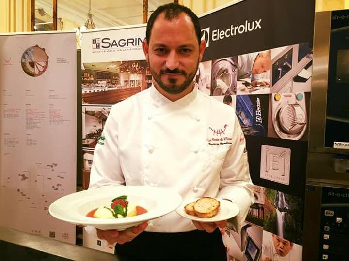 Vincenzo Candiano Locanda Don Serafino migliori chef siciliani