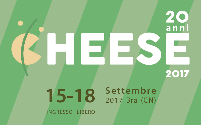 Cheese 2017: il programma dell'evento Slow Food a Bra